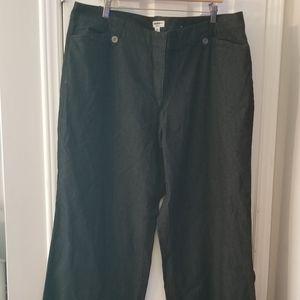 20w Cato wide leg denim pants